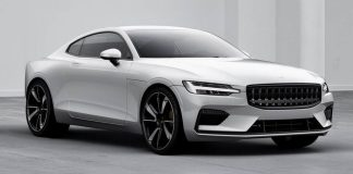 Polestar One Electric Performance