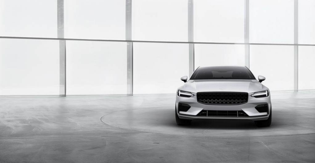 Polestar One Electric Performance GT
