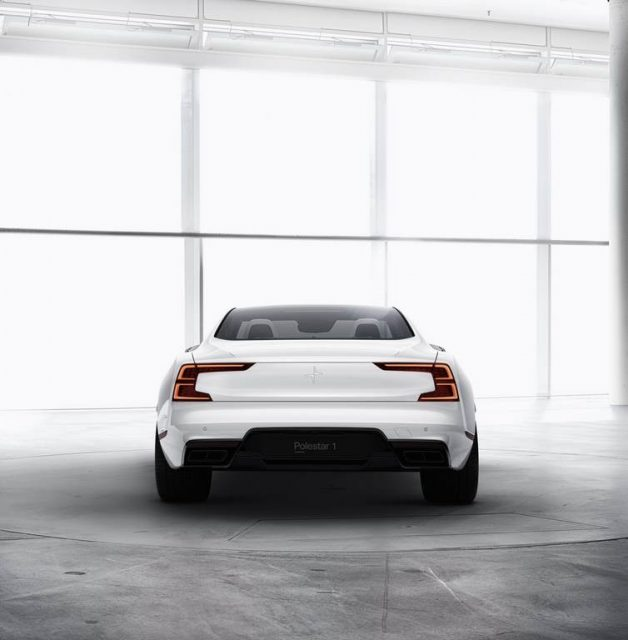 Polestar One Electric Performance GT 5