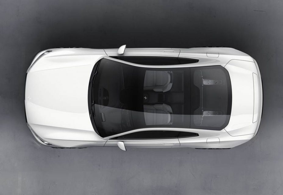 Polestar One Electric Performance GT 6