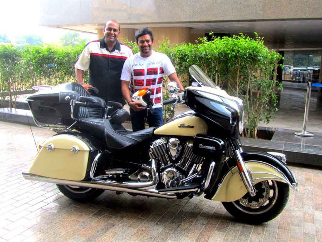 Actor R Madhavan Gifts Himself An Indian Roadmaster This Diwali