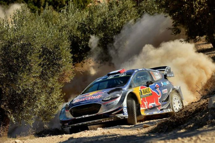 Sebastien Ogier Wins Fifth Consecutive WRC Title In Style 1