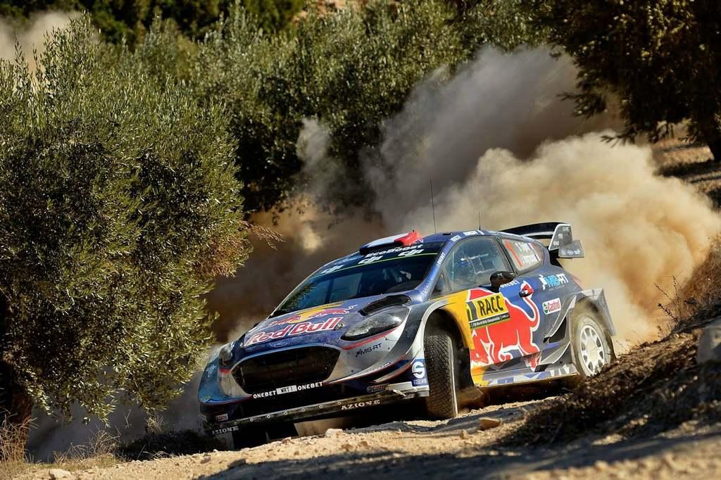 Sebastien Ogier Wins Fifth Consecutive WRC Title In Style 1