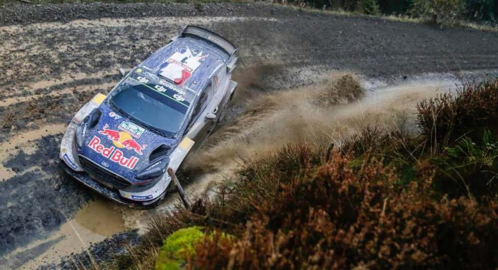 Sebastien Ogier Wins Fifth Consecutive WRC Title In Style