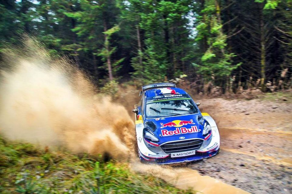 Sebastien Ogier Wins Fifth Consecutive WRC Title In Style 2
