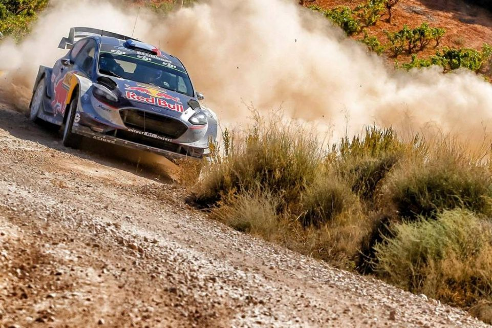 Sebastien Ogier Wins Fifth Consecutive WRC Title In Style 3