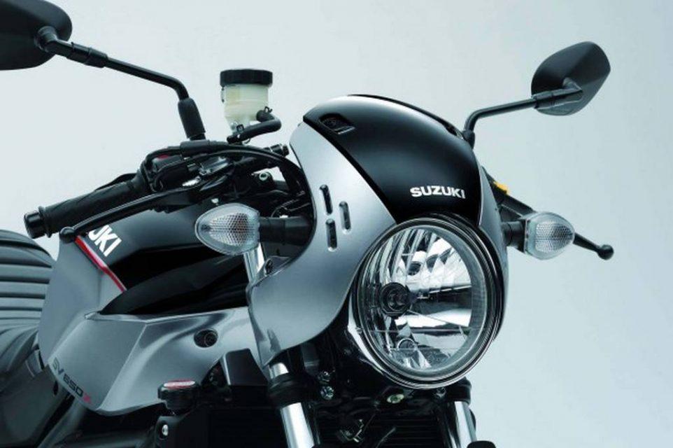 Suzuki SV650X 4