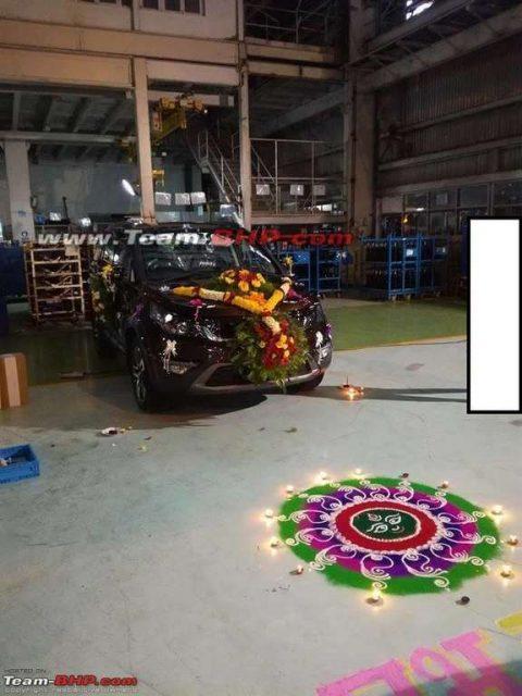 Tata Hexa Special Edition 1