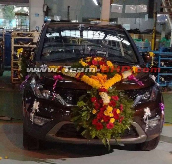 Tata Hexa Special Edition