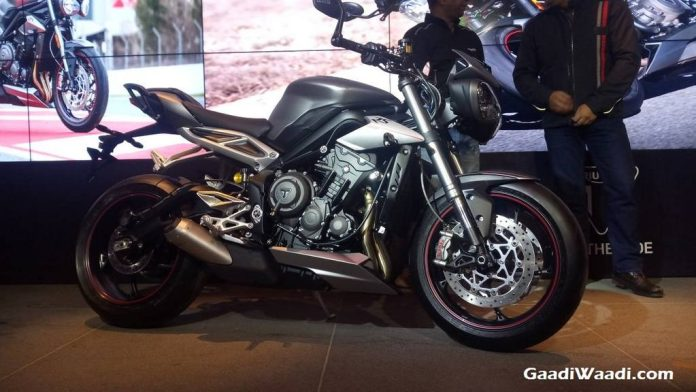 Triumph Street Triple RS Launched In India - Price, Engine, Specs, Features, Top Speed 1