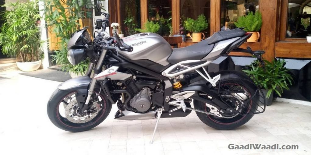 Triumph Street Triple RS Launched In India - Price, Engine, Specs, Features, Top Speed 20
