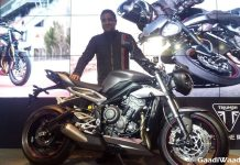 Triumph Street Triple RS Launched In India - Price, Engine, Specs, Features, Top Speed