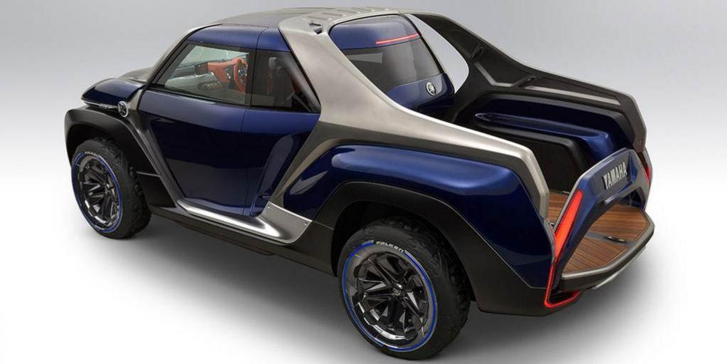 Yamaha Cross Hub Concept 3