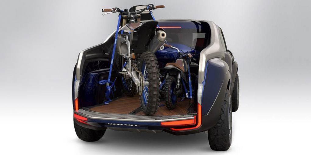 Yamaha Cross Hub Concept 4