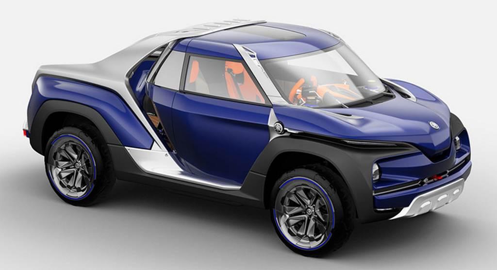 Yamaha Cross Hub Concept 6