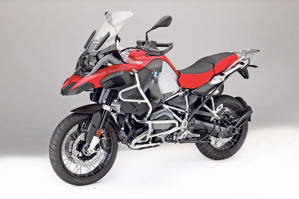 2018 bmw r1200gs starts making its way to dealerships globally. Black Bedroom Furniture Sets. Home Design Ideas