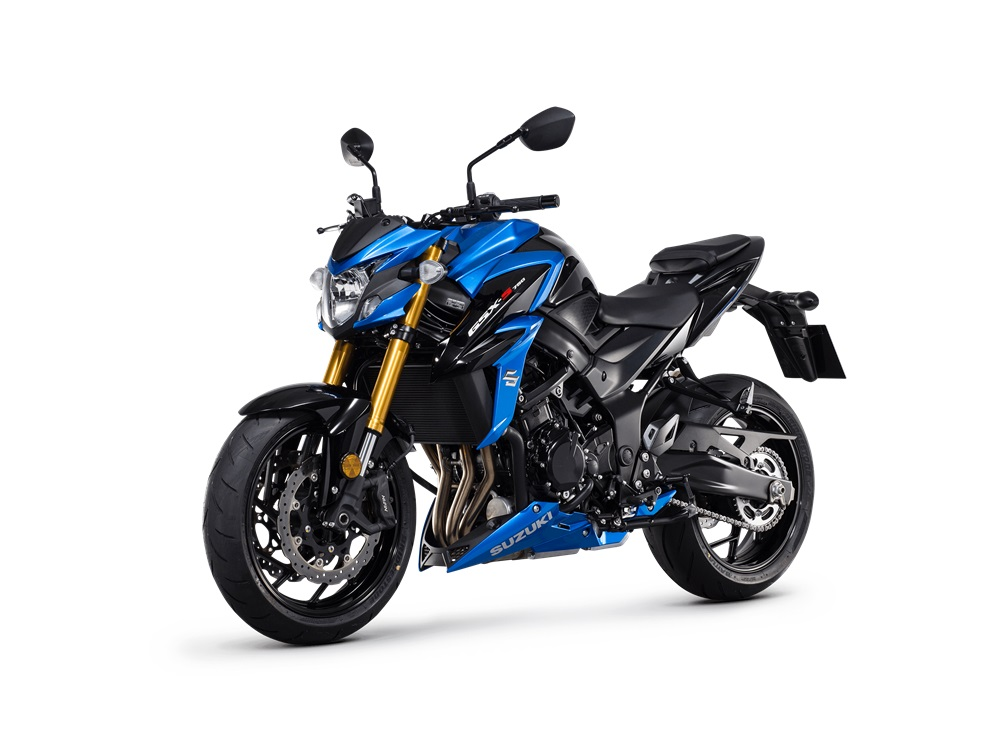 suzuki gsx s750 launched in india price engine specs features. Black Bedroom Furniture Sets. Home Design Ideas