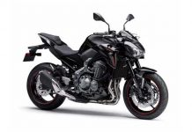 kawasaki z900 black colour launched in India