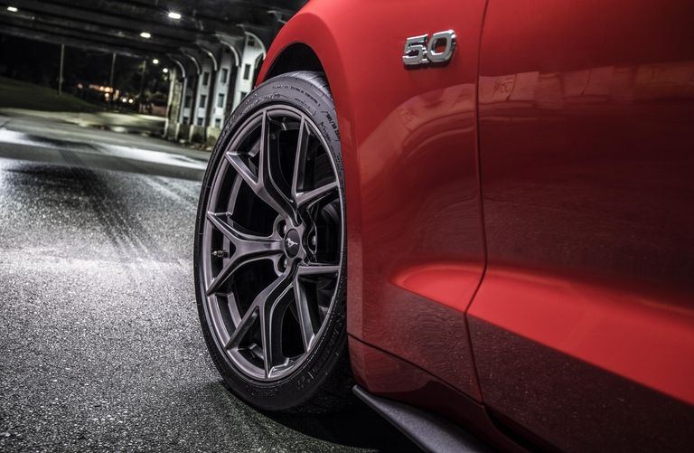 ford mustang performance package level 2