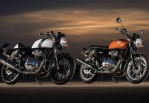 Royal Enfield 650 Twins Booking
