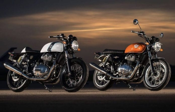 royal enfield interceptor 4