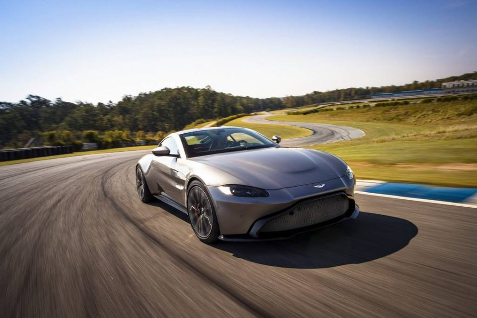 2018 Aston Martin Vantage Revealed - Price, Engine, Specs, Features, Interior, Top Speed 20