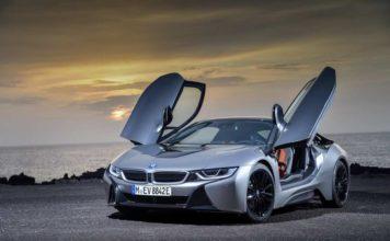 2018 BMW i8 Coupe (BMW i8 Discontinue)