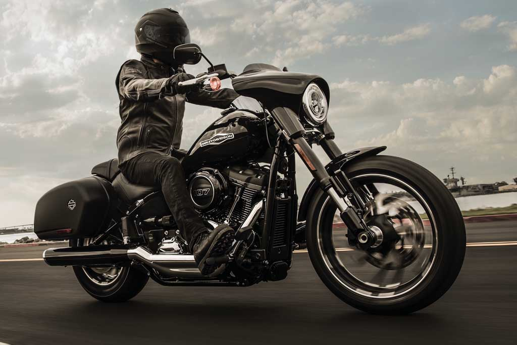 Harley-Davidson Shift Production India