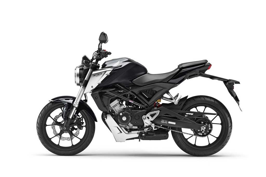 Honda CB125R 2018   Motociclismo.es