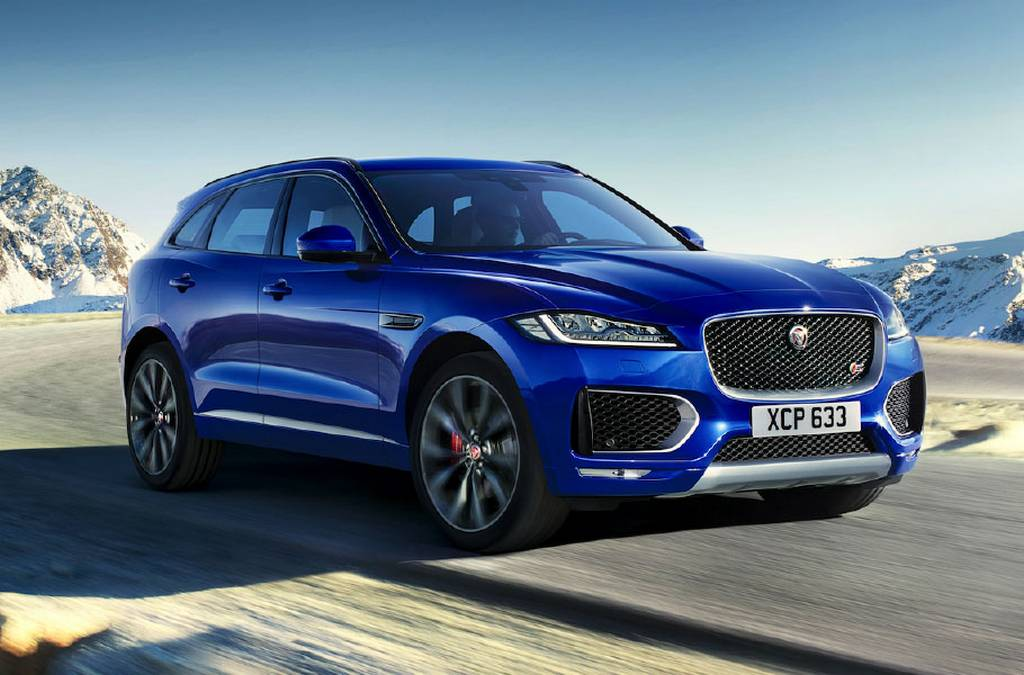 2018 jaguar f pace launched in india price engine specs interior features. Black Bedroom Furniture Sets. Home Design Ideas