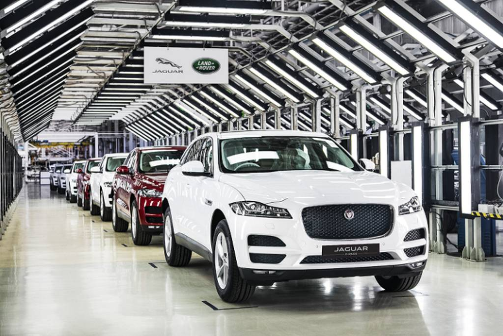 2018 Jaguar F Pace Launched In India Price Engine Specs