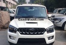 2018 Mahindra Scorpio facelift India Launch Date, Price, Engine, Specs, Features, Interior 2