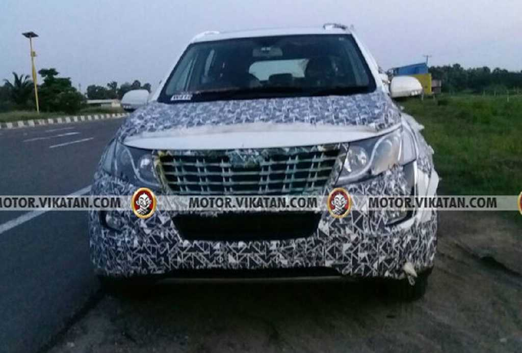 2018 Mahindra Xuv500 India Launch Price Specs Features