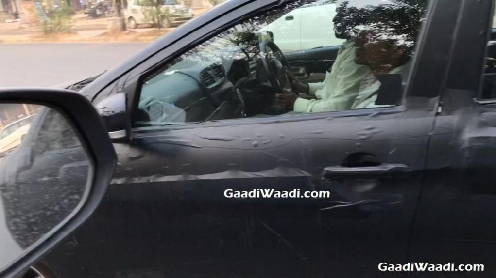 2018 Maruti Suzuki Ciaz Spied Testing In India 2