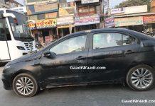2018 Maruti Suzuki Ciaz Spied Testing In India 4