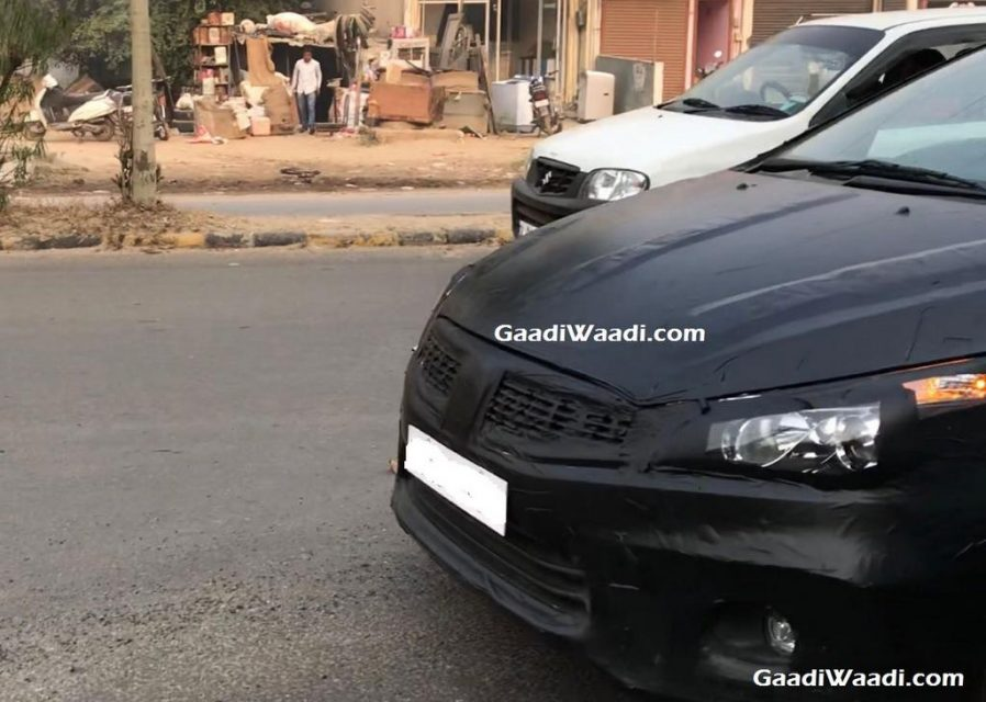 2018 Maruti Suzuki Ciaz Spied Testing In India