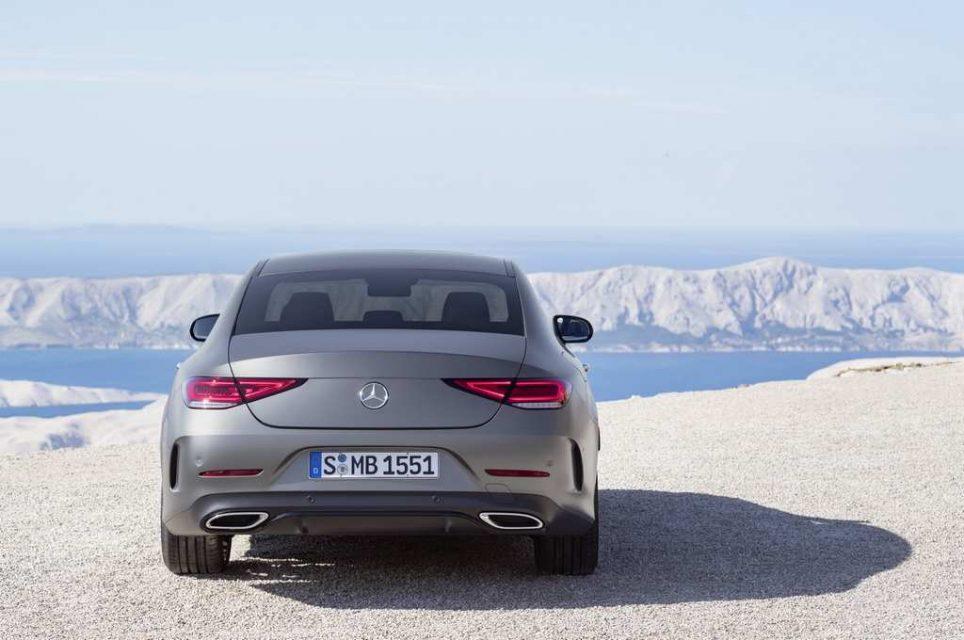2018 Mercedes-Benz CLS India Launch, Price, Engine, Specs, Features, Interior 1