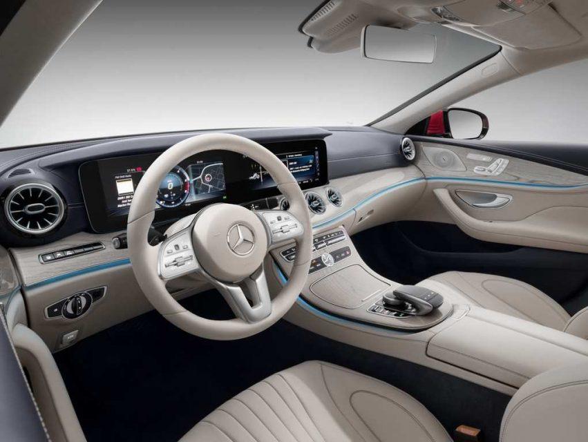 2018 Mercedes-Benz CLS India Launch, Price, Engine, Specs, Features, Interior 12