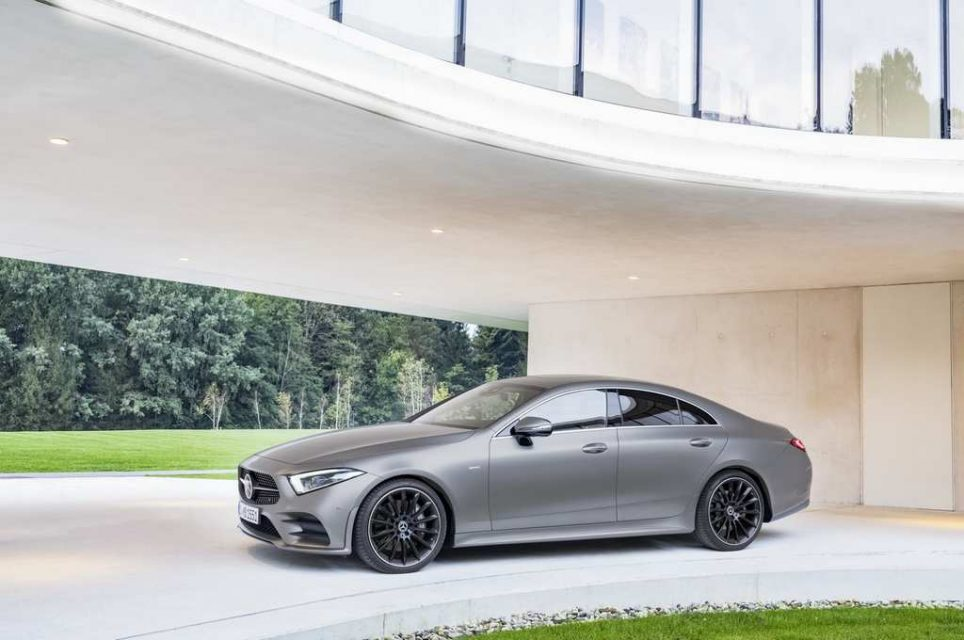 2018 Mercedes-Benz CLS India Launch, Price, Engine, Specs, Features, Interior 2