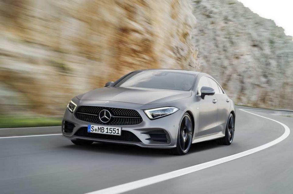 2018 Mercedes-Benz CLS India Launch, Price, Engine, Specs, Features, Interior 4