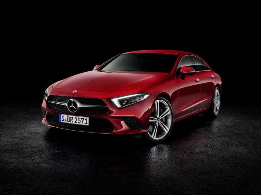 2018 Mercedes-Benz CLS India Launch, Price, Engine, Specs, Features, Interior 5