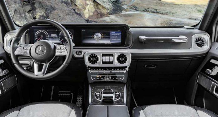2018 mercedes benz g class launch price engine specs features. Black Bedroom Furniture Sets. Home Design Ideas
