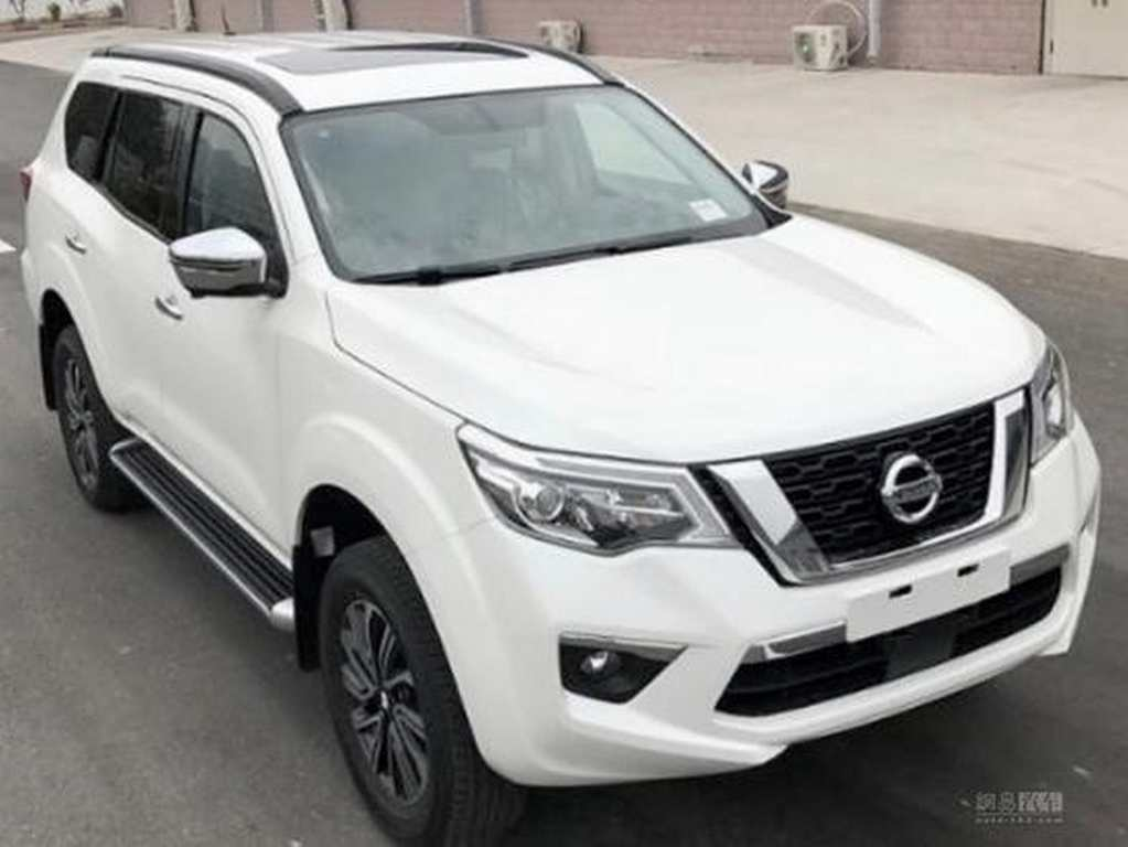 2018 nissan terra suv launch price engine specs features interior. Black Bedroom Furniture Sets. Home Design Ideas