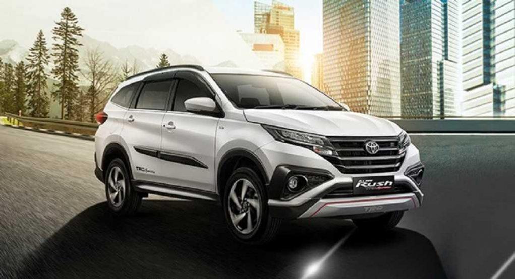 2018 Toyota Rush India Launch, Price, Engine, Specs, Features, Interior 5