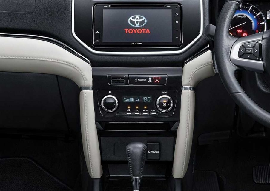 2018 Toyota Rush India Launch, Price, Engine, Specs, Features, Interior 7