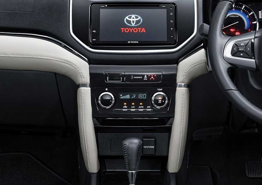 7 Seater Suv 2017 >> 2018 Toyota Rush Unveiled - Price, Engine, Specs, Features, Interior