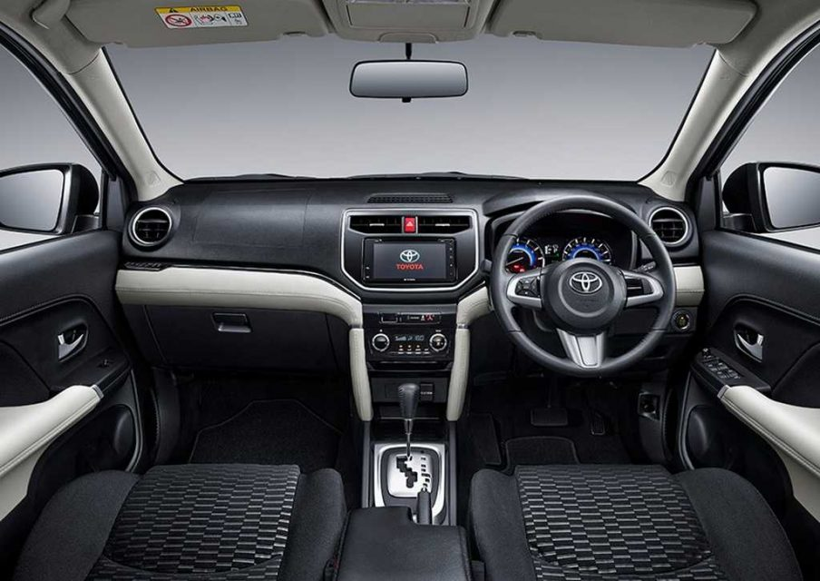 2018 Toyota Rush India Launch, Price, Engine, Specs, Features, Interior 8