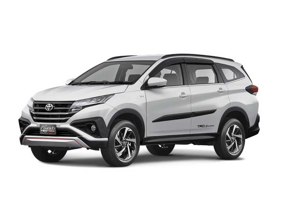 Toyota Rush Launching In Pakistan This Month India Entry Likely In