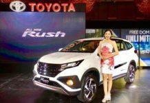 2018 Toyota Rush Unveiled - India Launch, Price, Engine, Specs, Features, Interior