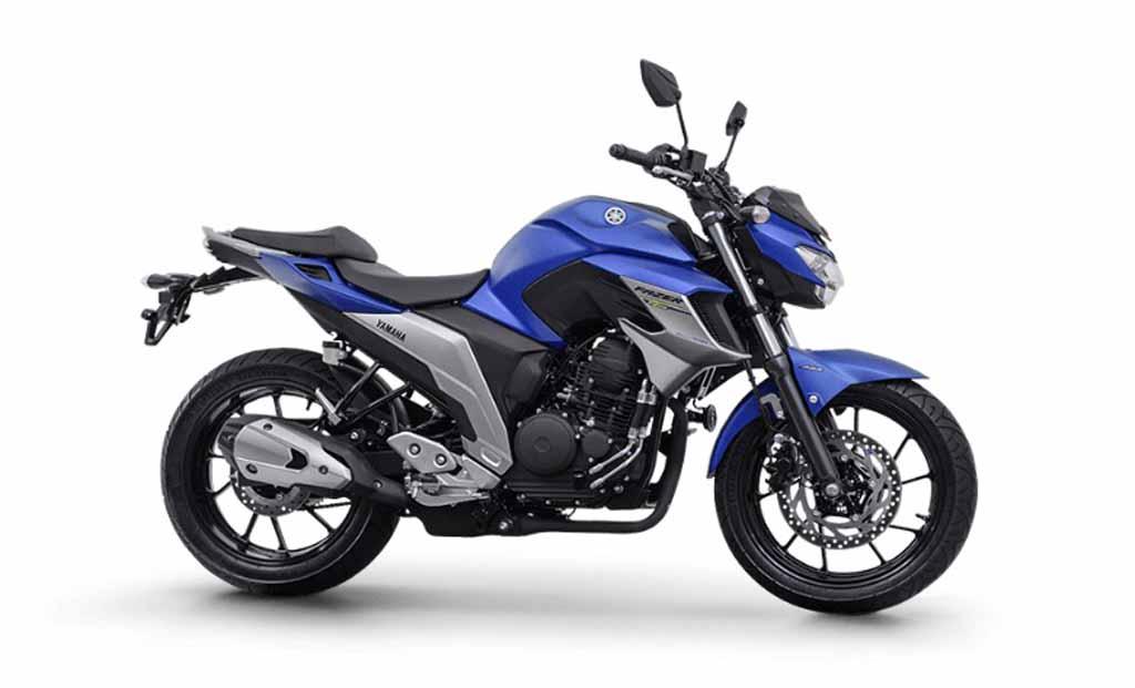Yamaha Fz25 Could Get Abs In India Next Year Gaadiwaadi
